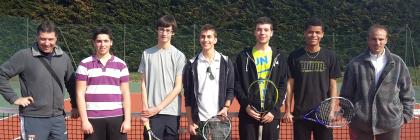Equipe 4 des championnats de printemps 2015